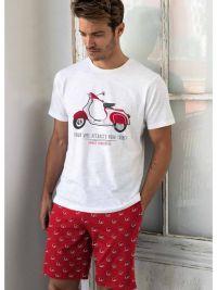 Pijama Admas Hombre con Vespas