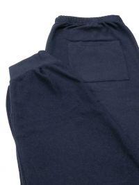 Pijama Alpina Térmico Polar en burdeos con puños