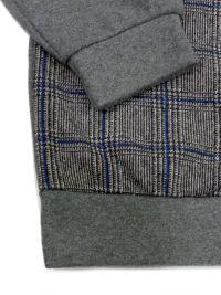 Pijama Alpina Térmico Polar con cuadros y puños elásticos