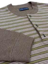 Pijama Alpina Térmico Polar marrón con puños