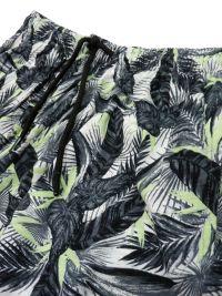 Pijama Blackspade de Algodón en Verde Lima