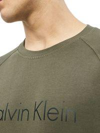 Pijama Calvin Klein Homewear con puños en el pantalón