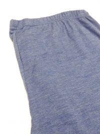 Pijama Massana para hombre azul jeans jaspeado