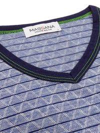 Pijama Massana de verano con cuello pico