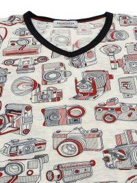 Pijama Massana con cámaras de fotos