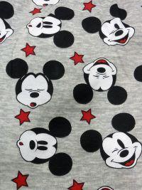 Pijama Mickey Mouse en rojo