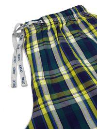 Pijama Giulio mod. Aristot con pantalón de tela