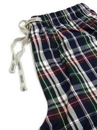 Pijama Giulio mod. Tartera con pantalón de tela
