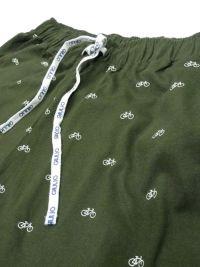 Pijama Giulio algodón mod. Horta con puños