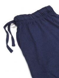 Pijama Guasch de Algodón con topitos en blanco