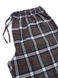 Pijama Guasch Franela de Algodón a cuadros