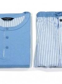 Pijama Guasch Azul Claro