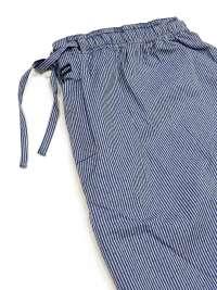 Pijama Guasch de Algodón azul y pantalón de tela