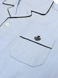 Pijama Guasch para Hombre en Algodón con Topitos