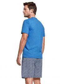 Pijama Impetus en Algodón Kotri con pantalón de tela