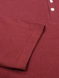 Pijama Kiff-kiff combinado burdeos y pantalón de villela
