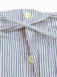 Pijama Kiff-kiff en tela a rayitas para hombre