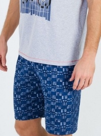 Pijama Massana Juvenil Tapeta Estampado