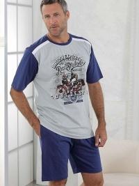 Pijama Massana Hombre Algodón