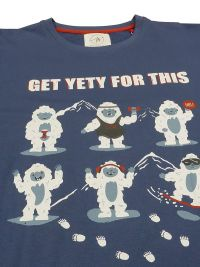 Pijama Muydemi mod. Get Yeti con puños