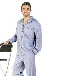 Pijama Pettrus Man Clásico Puntitos