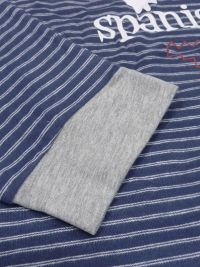 Pijama Privata en algodón Siesta con puños
