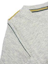 Pijama Punto Blanco Exist de Bambú con tapeta