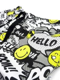 Pijama Smiley World en gris