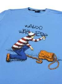 Pijama Soy Underwear Waldo