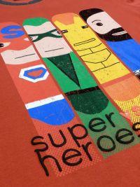 Pijama Soy Underwear Hero en algodón