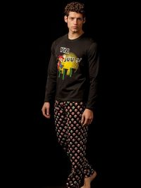 Pijama Soy Underwear mod. Mario