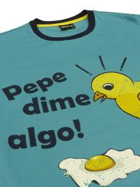 Pijama Soy Underwear Pollo Pepe