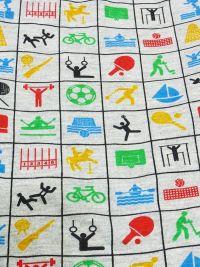 Pijama Soy Underwear mod. Tokio Olimpic