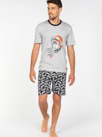 Pijama Soy Underwear Monkey Wild Bike