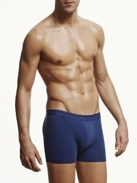 Boxer Punto Blanco mod. Vital azul
