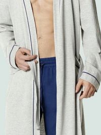 Bata Punto Blanco Basix en gris jaspeado