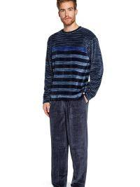 Pijama Punto Blanco Hombre Dreamer de Terciopelo