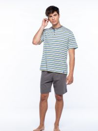 Pijama Punto Blanco Hombre Impact