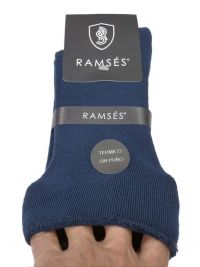 Calcetines Térmicos Ramsés sin puño en azul