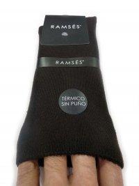 Calcetines Térmicos Ramsés sin puño en marrón