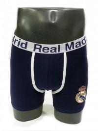 Bóxer Real Madrid Azul