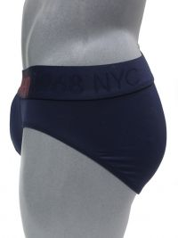 Slip Calvin Klein Evolution 1968 en color Azul