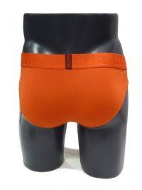 Slip Calvin Klein Evolution 1968 en color Naranja