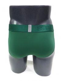 Slip Calvin Klein Evolution 1968 en color Verde