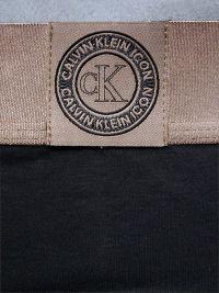 Slip Calvin Klein mod. Icon en color negro