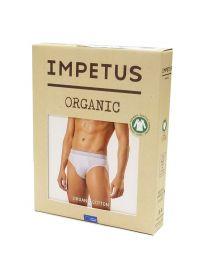 Slip Impetus Organic Cotton en blanco