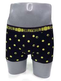 Boxer Smiley World Estampado