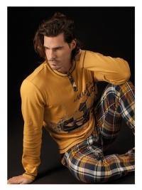 Pijama Soy Mostaza