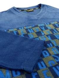 Pijama Soy Underwear Térmico Polar Letras