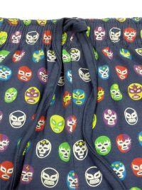 Pijama Soy Underwear Lucha Libre